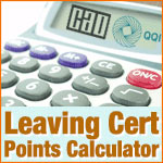leaving cert points calculator